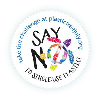 Plastic Free July - Say No to Single Use Plastic 300ppi